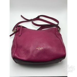 Kate Spade Charles Street Small Haven Pink Bag